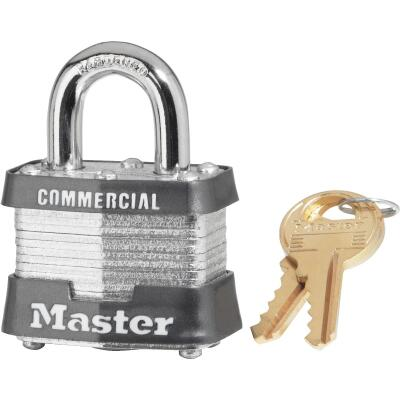 Master Lock 3354 1-1/2 In. Commercial Keyed Alike Padlock