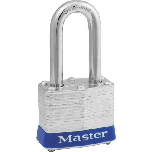 Master Lock 1-9/16 In. W. Universal Pin Keyed Padlock with 1-1/2 In. Shackle