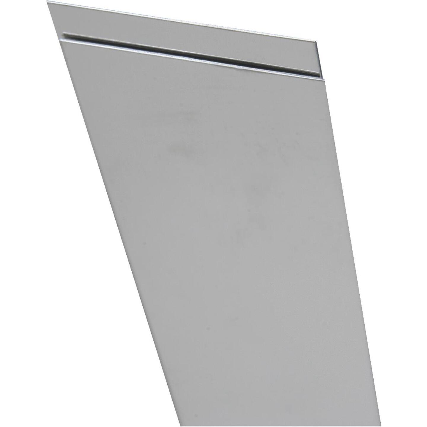 K&S 4 In. x 10 In. x .018 In. Stainless Steel Sheet Stock Image 1