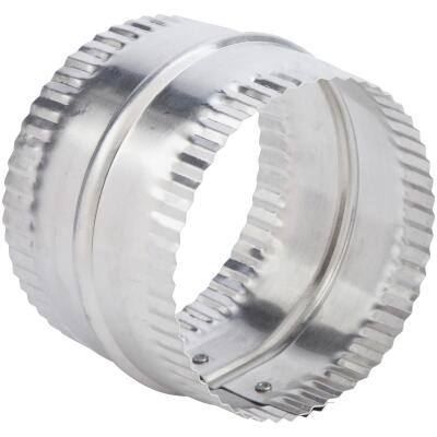 Lambro 4 In. Aluminum Flexible Duct Connector