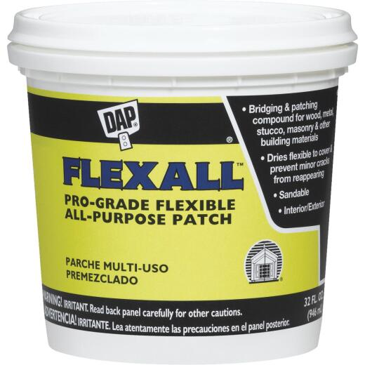 FLEXALL Quart Off-White Patching Compound