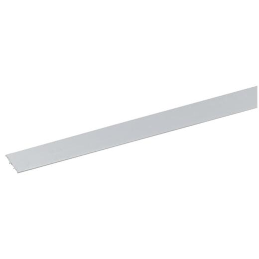 Screen-Tight 1-1/2 In. W. x 8 Ft. L. Gray Vinyl Cap Component