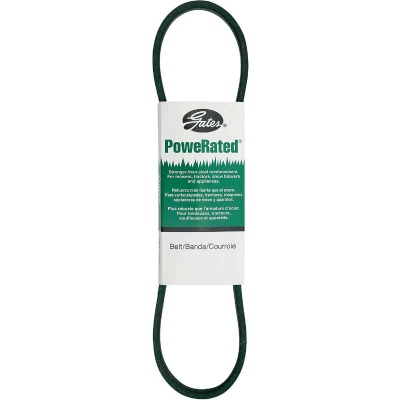 Gates 52 In. L x 1/2 In. W PoweRated V-Belt