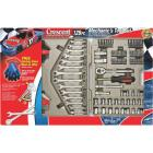 Crescent 3/8 In. Drive 12-Point Standard/Metric Mechanic & Automative Tool Set (128-Piece) Image 3