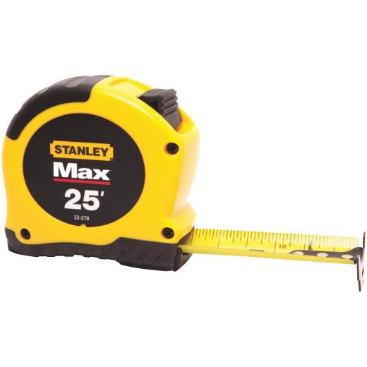 Stanley Max 25 Ft. Tape Measure