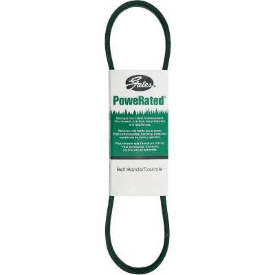 Gates 56 In. L x 1/2 In. W PoweRated V-Belt