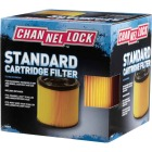 Channellock Cartridge Standard 5 to 20 Gal. Vacuum Filter Image 2