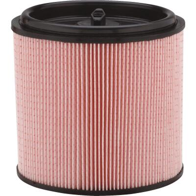 Channellock Cartridge Fine Dust 5 to 25 Gal. Vacuum Filter
