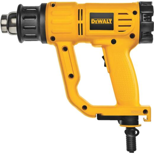 DeWalt 1550W 10 Ft. Heat Gun