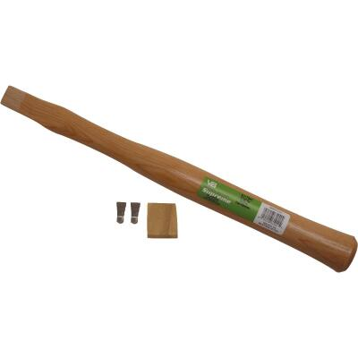 Vaughan 18 In. Straight Hickory Framing Hammer Handle