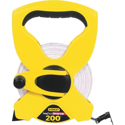 Stanley 200 Ft. Fiberglass Open Reel Tape