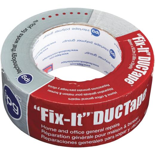 Intertape Fix-It DUCTape 1.88 In. x 55 Yd. Duct Tape, Silver