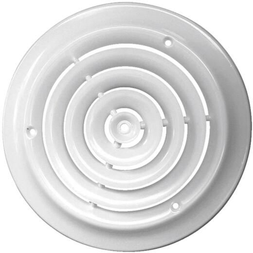 Accord 8 In. Round Ceiling Diffuser