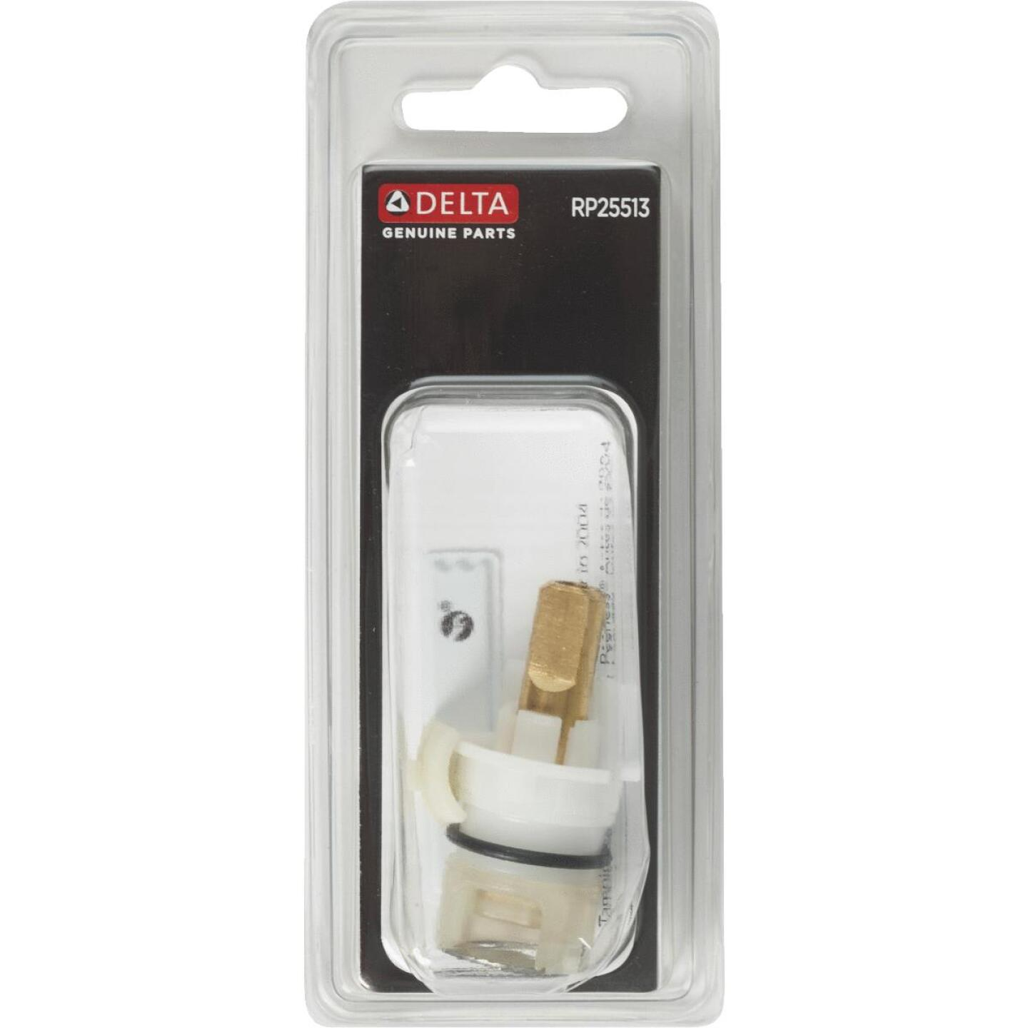 Delta Stem Assembly Two-Handle Faucet Cartridge Image 2