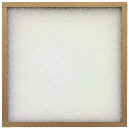 Flanders PrecisionAire 12 In. x 25 In. x 1 In. EZ Flow II MERV 4 Furnace Filter