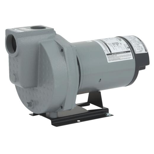 Do it Best 2 HP 2 In. x 1-1/2 In. Sprinkler Pump