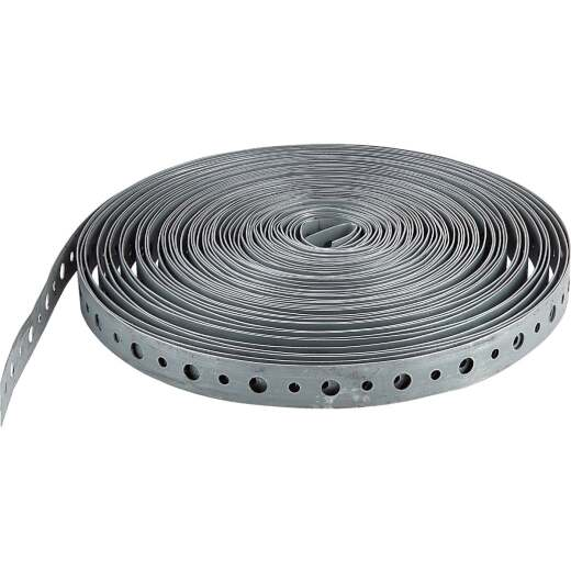 Sioux Chief  3/4 In. x 50 Ft. Galvanized Steel Pipe Strap