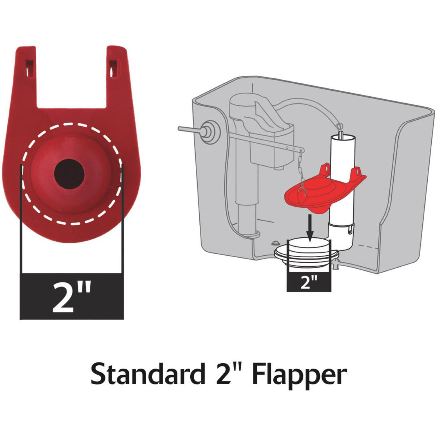 Korky 2 In. Universal Flush Valve Repair Kit  Image 3
