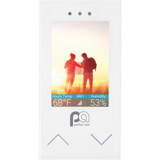 Perfect Aire Breez Air Conditioner & Heat Pump White Smart Controller