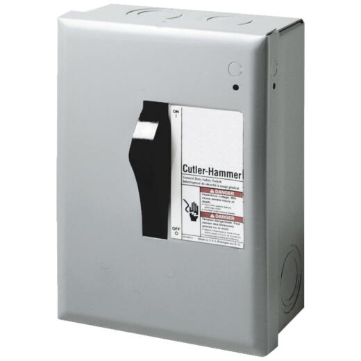 Eaton 30A DP Series Indoor Safety Switch