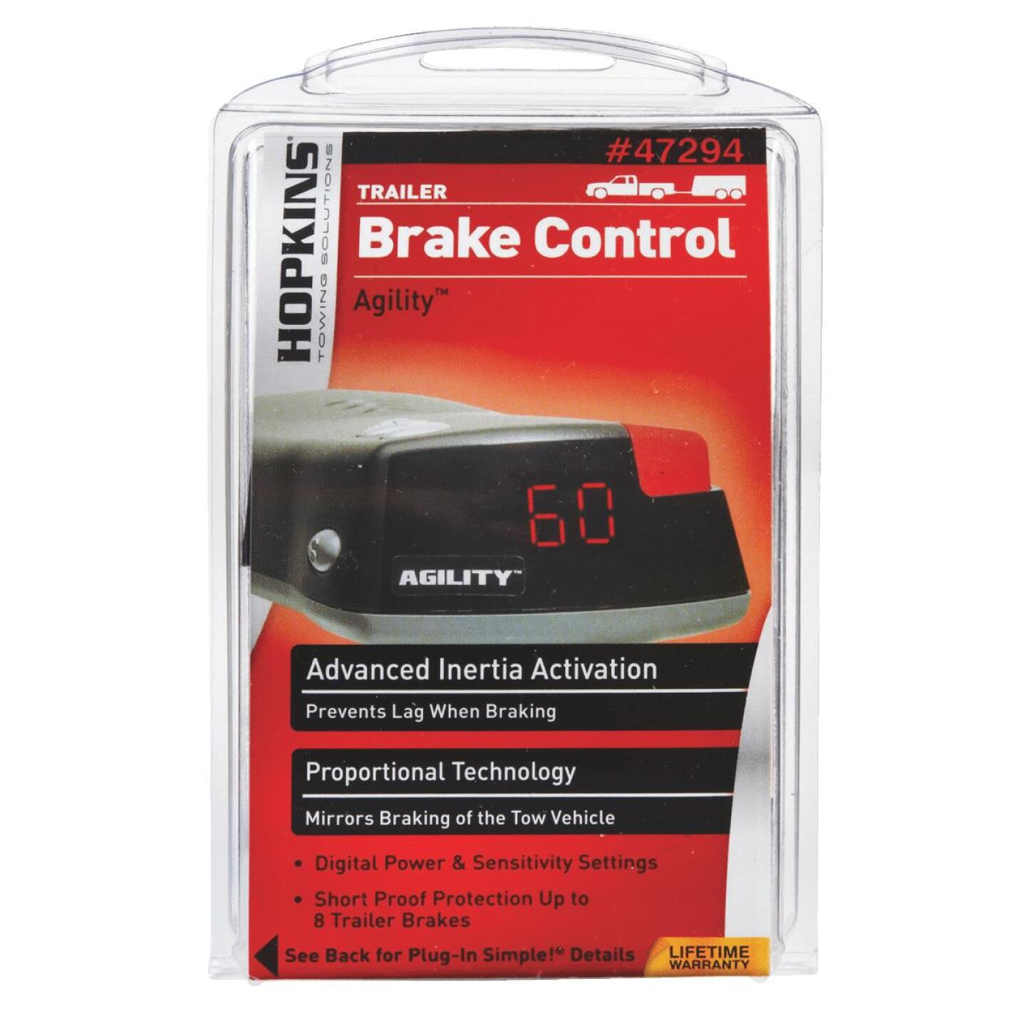Hopkins Agility Digital Trailer Brake Control Image 1