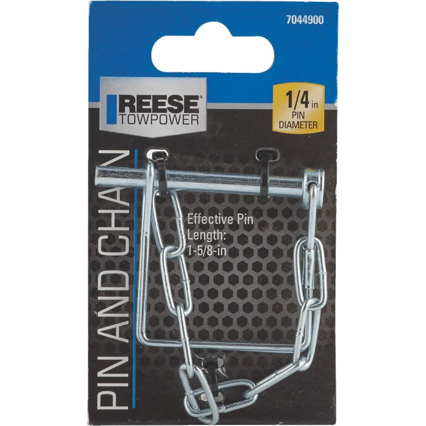 Reese Towpower Pintle Pin & Chain Image 1