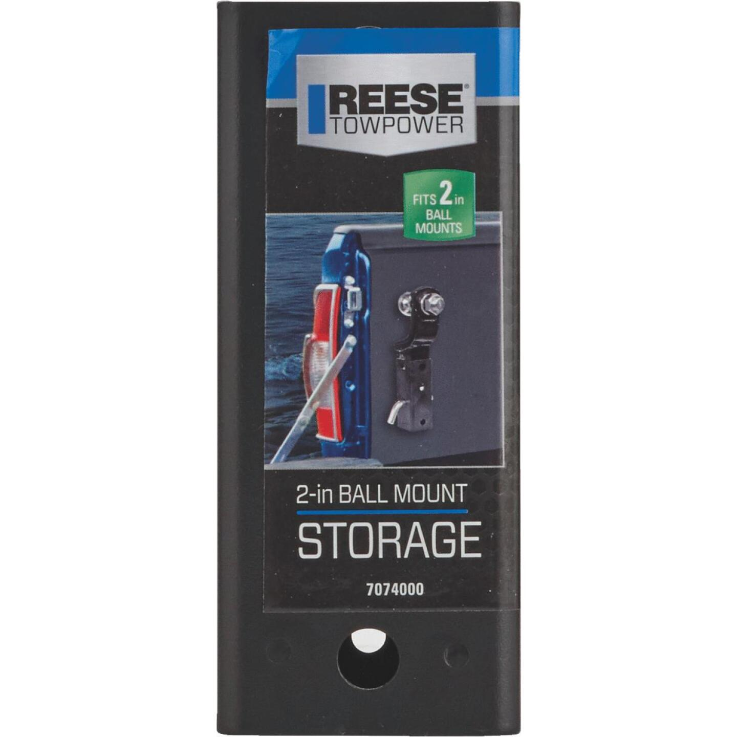 Reese Towpower 2 In. Hitch Ball Storage Image 2