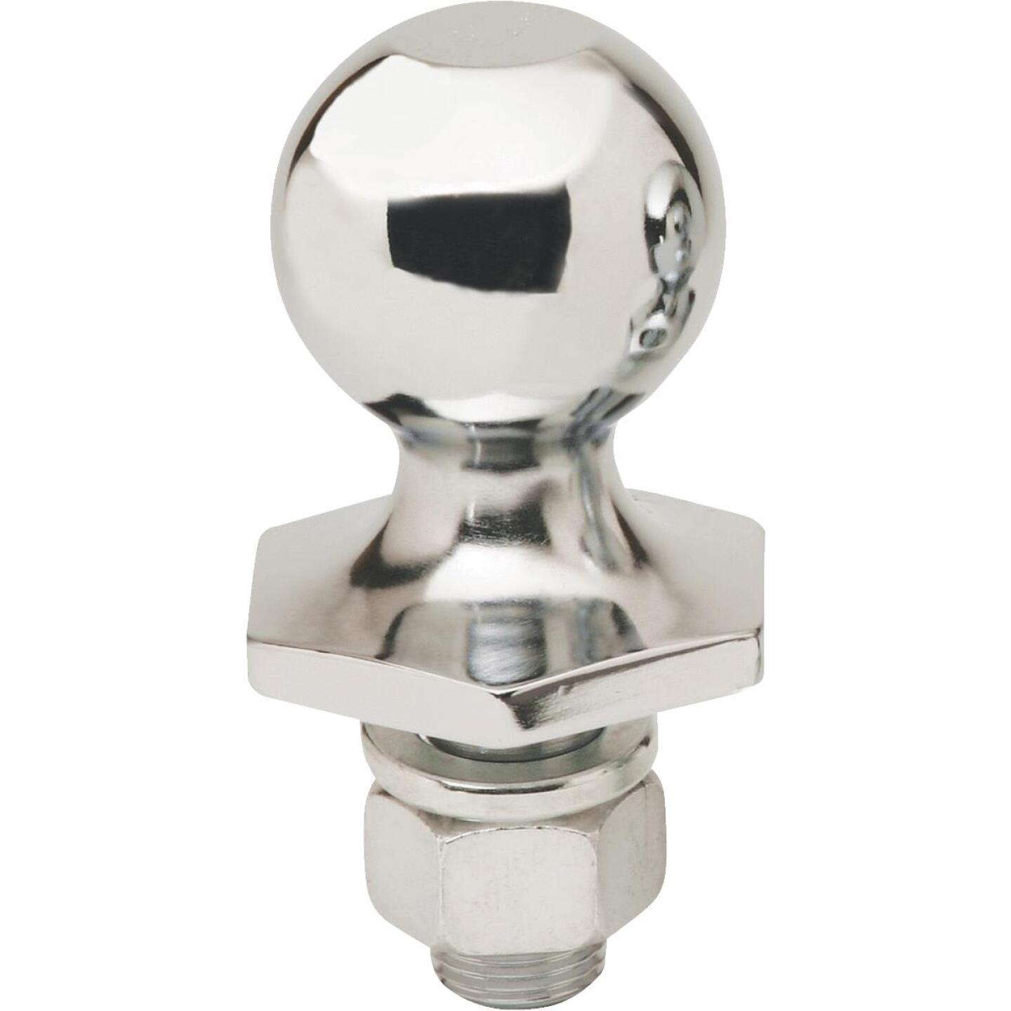 Reese Towpower Class IV Carbon Forged Interlock Hitch Ball, 2 In. Image 1