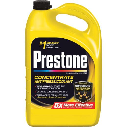 Prestone Gallon Concentrate -84 F to 276 F Automotive Antifreeze