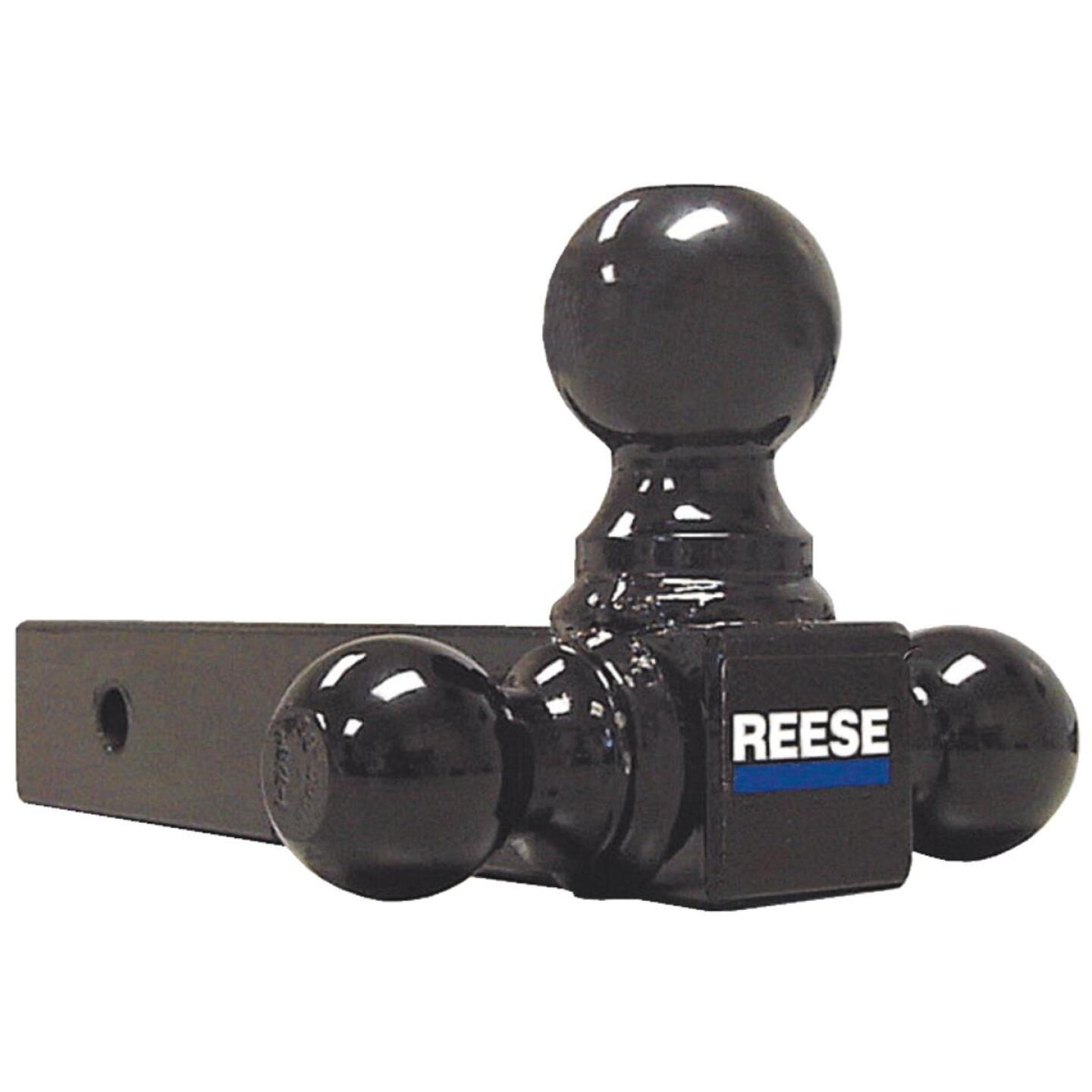 Reese Towpower Multiple Hitch Ball Mount Image 1