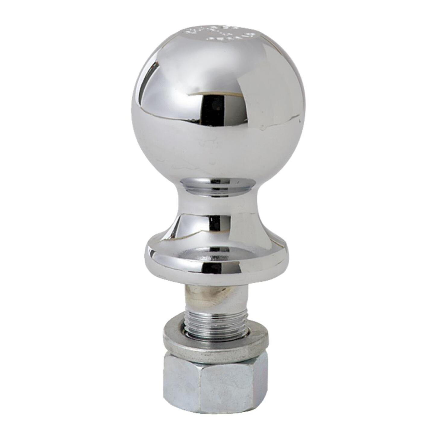 Reese Towpower 2 In. x 3/4 In. x 1-1/2 In. Hitch Ball Image 1