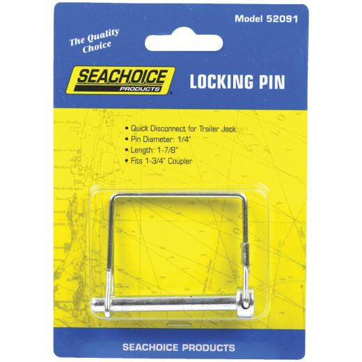 Seachoice 1/4 In. x 1-7/8 In. Locking Pin, fits 1-3/4 In. Coupler