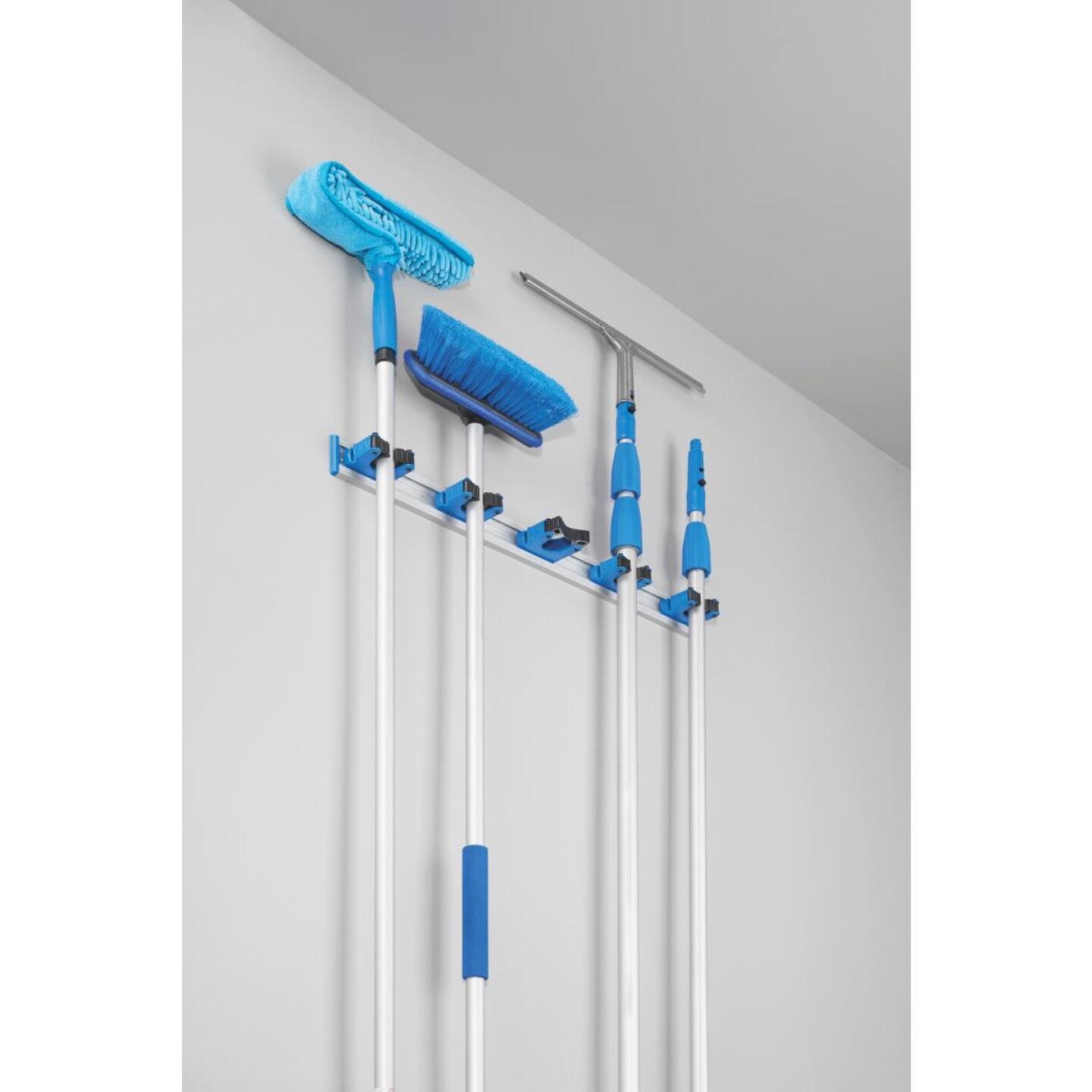 Unger 28 In. Pro Hand Held & Long Handle Tool Rack Image 5