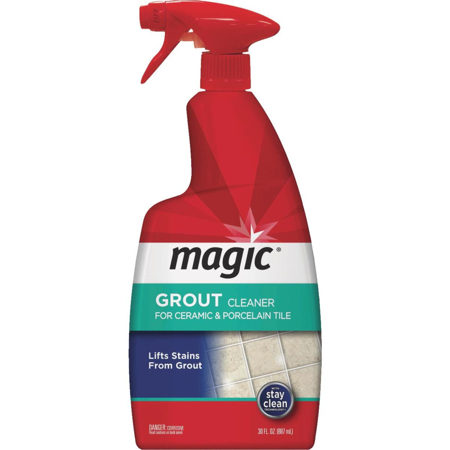 Weiman Magic 30 Oz. Grout Cleaner Image 1