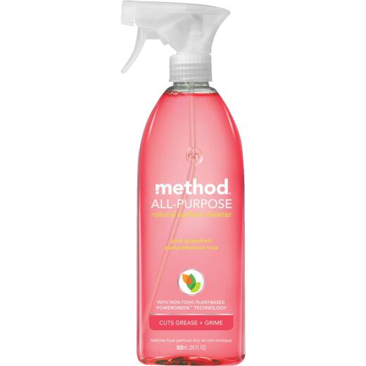 Method 28 Oz. Pink Grapefruit All-Purpose Cleaner