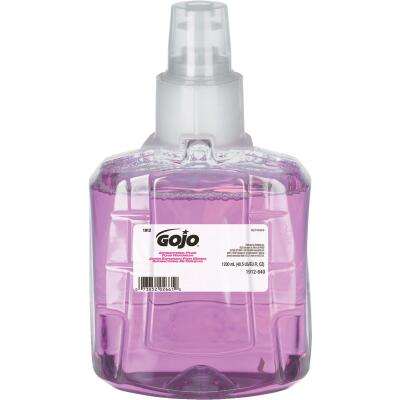 GOJO PrimeSource Foam 40 Oz. Plum Hand Cleaner, (2-Pack)