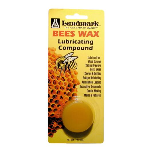 Lundmark Bees Wax Lubricant