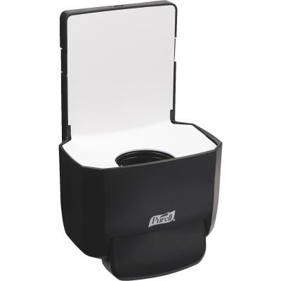 PURELL ES4 Black Push-Style 1200mL Soap Dispenser