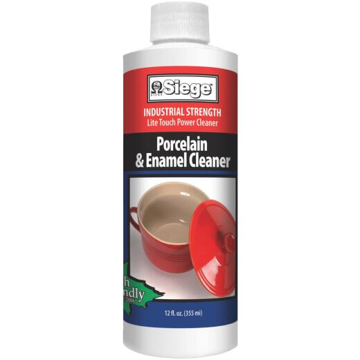 Siege 12 Oz. Porcelain and Enamel Cleaner