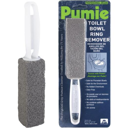 Pumie 5 In. Toilet Bowl Ring Remover