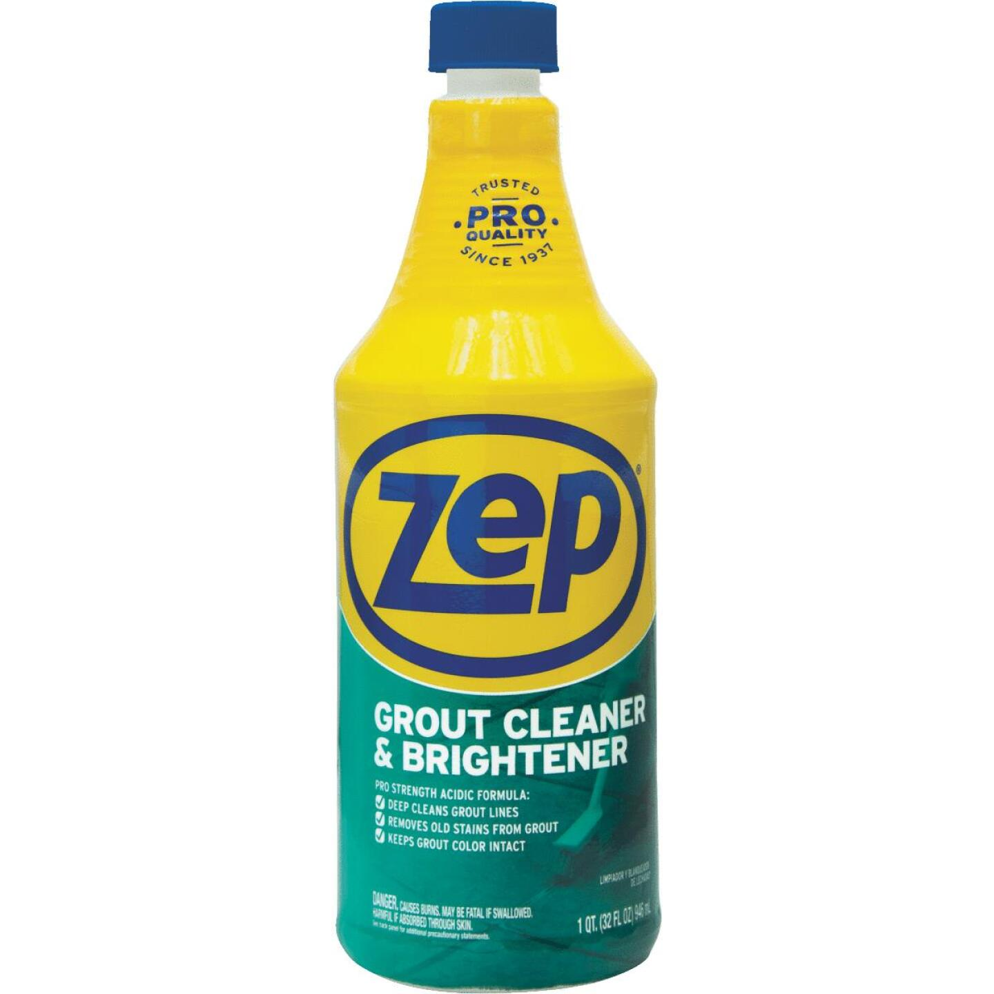 Zep 32 Oz. Commercial Floor Grout Cleaner & Whitener Image 1
