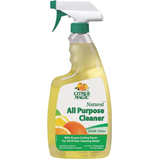 Citrus Magic 22 Oz. Natural All-Purpose Cleaner