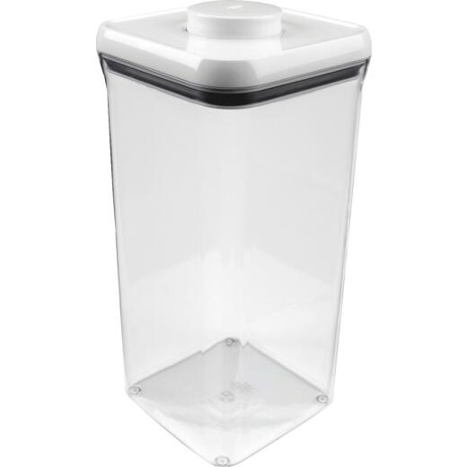 Oxo Good Grips 5.5 Qt. Clear Square Food Storage Container with Lid