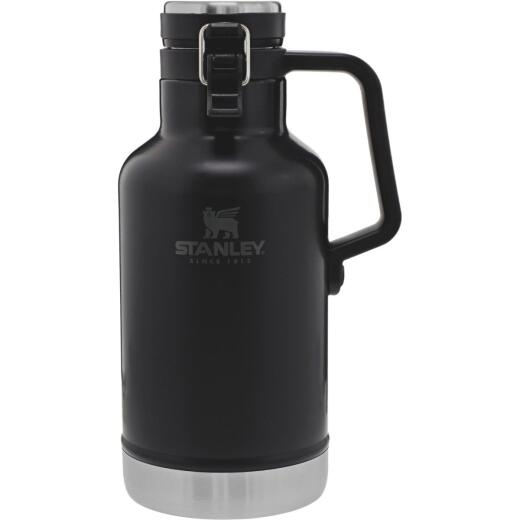 Stanley 64 Oz. Black Growler Insulated Vacuum Bottle