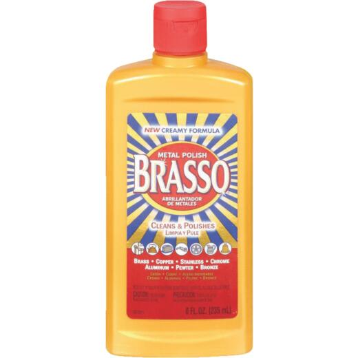 Brasso 8 Oz. Metal Polish