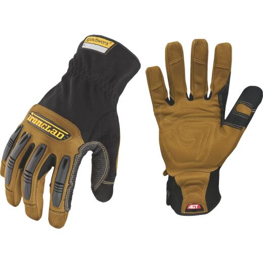 Ironclad Ranchworx Men's Extra Large Leather High Performance Work Glove
