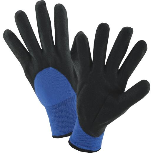 West Chester Men's Medium Nitrile Coated Nylon Winter Glove