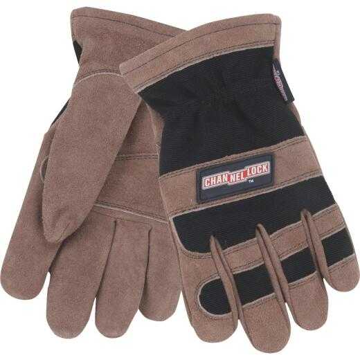 Channellock Men's 2XL Leather Winter Work Glove
