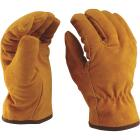 Do it Men's Large Lined Leather Winter Work Glove Image 2