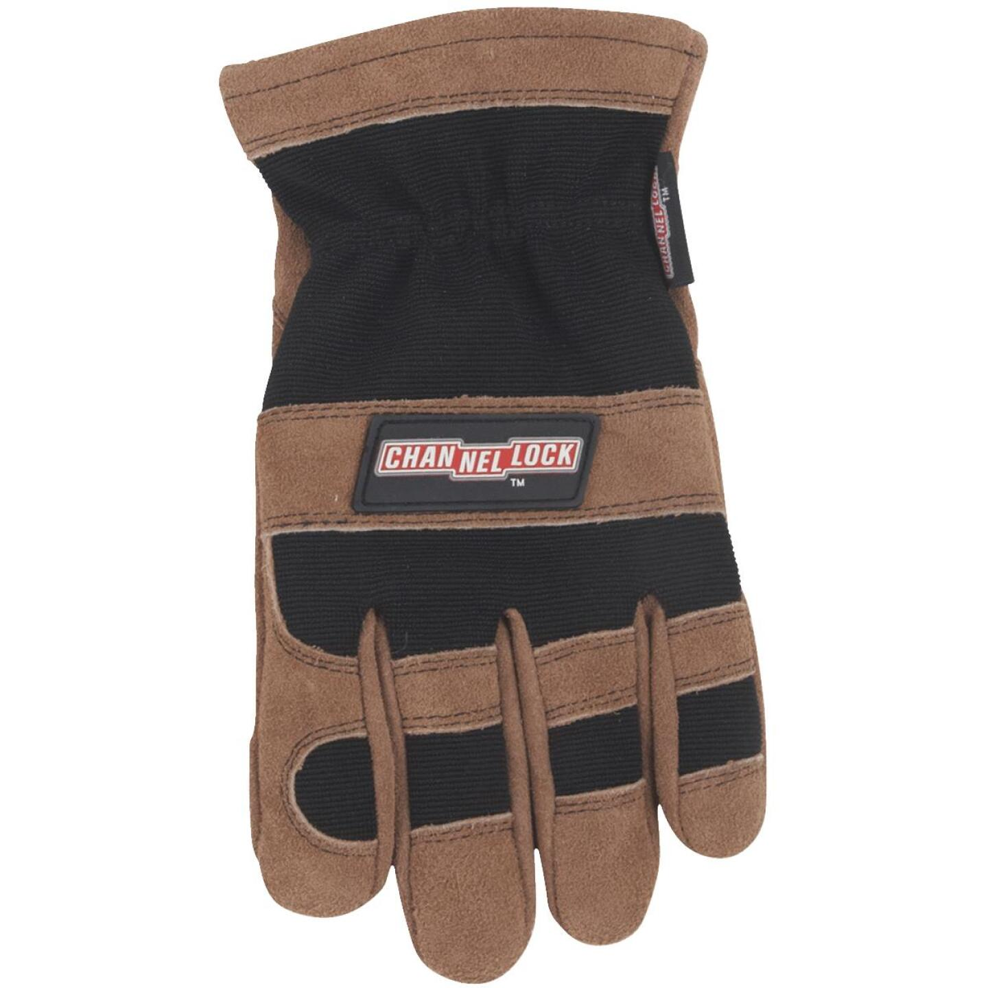 Channellock Men's Large Leather Winter Work Glove Image 4
